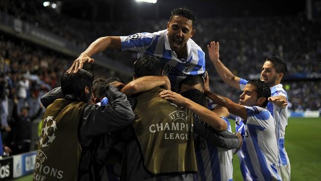 Málaga CF - AC Milan, así lo vivimos