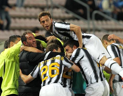 """Una """"vieja"""" costumbre: Juventus campeón"""