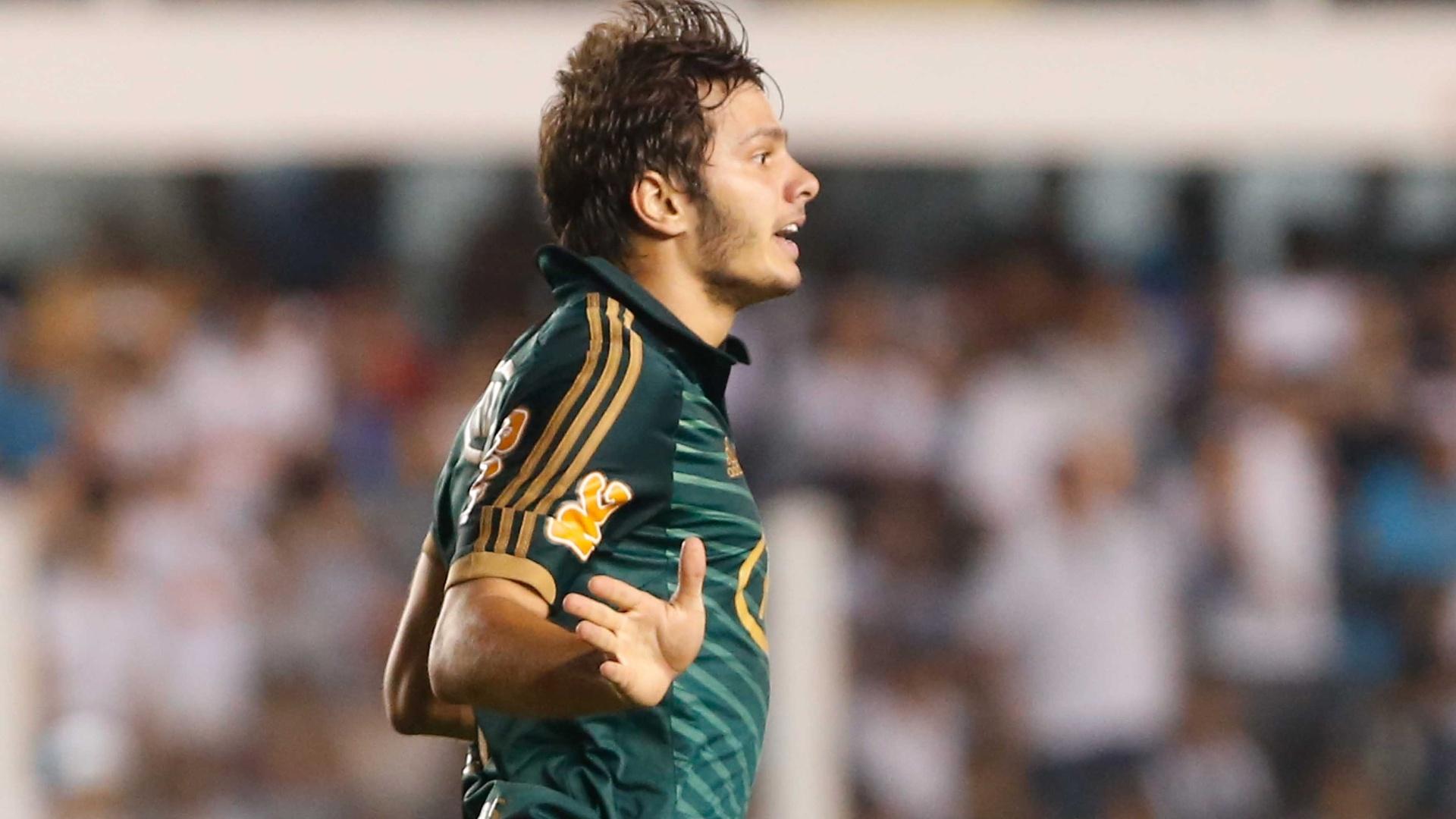 Kléber não deve mais vestir a camisa do Palmeiras