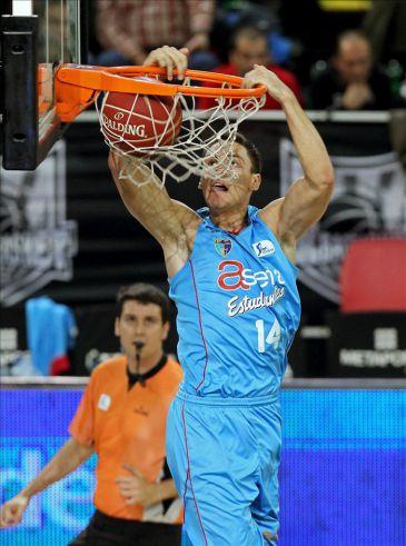 Asefa Estudiantes - Valencia Basket: batalla en la cima