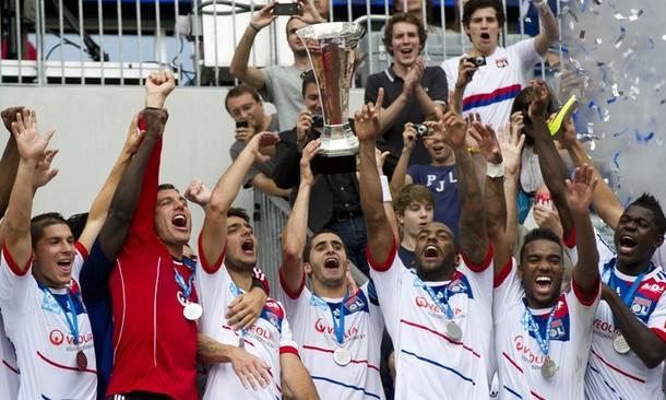 Lyon démarre bien sa saison