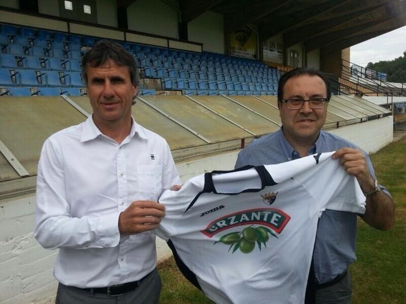 Juan Carlos Beltrán, nuevo entrenador del CD Tudelano
