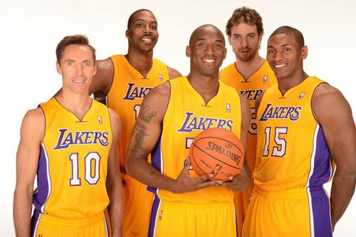 Previa División Pacífico: todos contra los Lakers