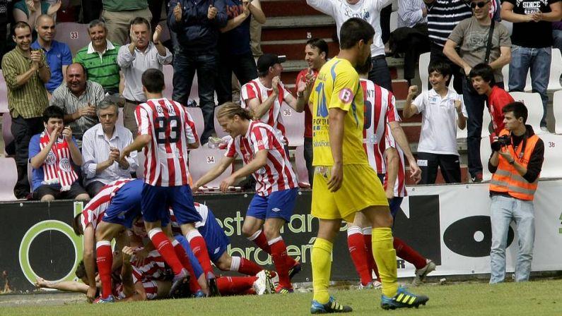 CD Lugo 3 - At. Baleares 1: ventaja sustanciosa