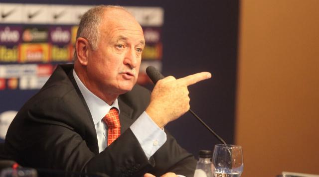 Felipão surpreende na convocação para amistoso contra a Bolívia