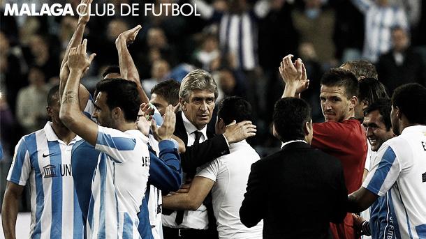 Resumen temporada 2012/13 del Málaga