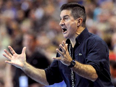 """Manolo Cadenas: """"Nos ha faltado un poco más de aportación en primera línea"""""""