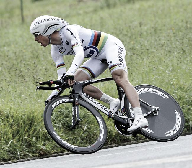 Tony Martin sans surprise, Contador à la rue