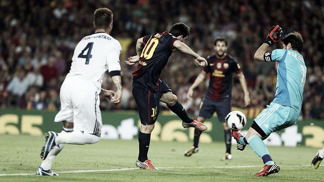 Messi y Ronaldo mantienen la igualdad