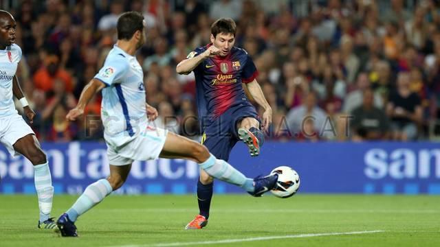 """Messi: """"Si ganamos, importa poco lo que hagan los demás"""""""