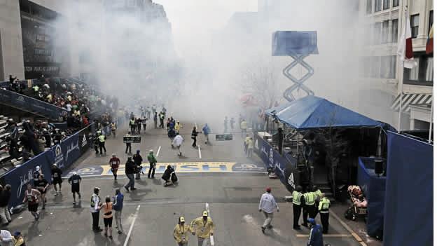 Fotogalería: trágico suceso en la Maratón de Boston 2013