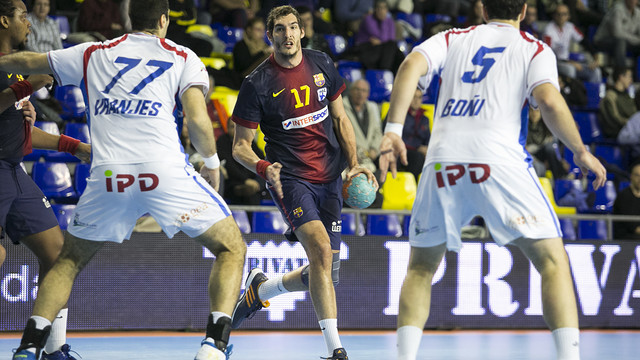 FC Barcelona - Ademar de León: los leoneses con ganas de revancha