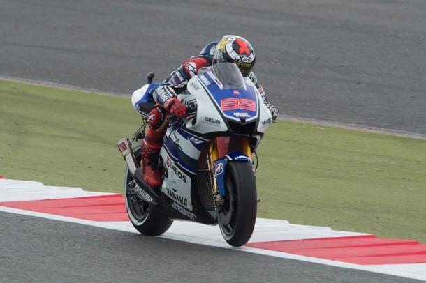Lorenzo gagne à Silverstone