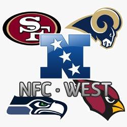 Última entrega: movimientos en la NFC Oeste