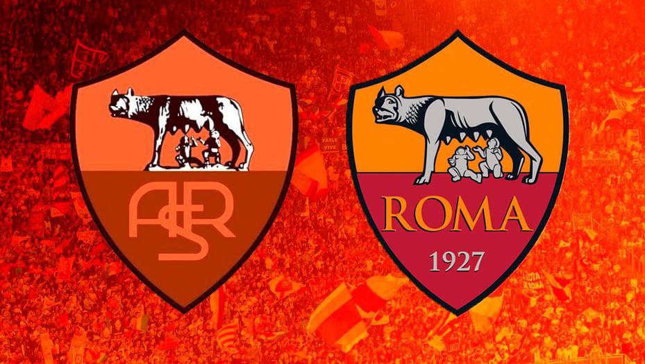 la roma cambia su escudo vavelcom