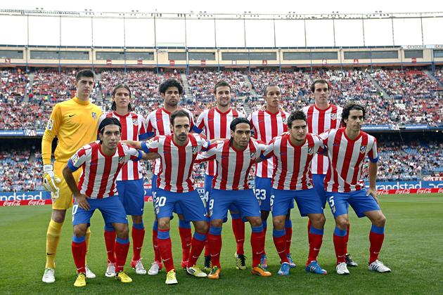 Atlético de Madrid – Real Valladolid. Puntuaciones del Atlético de Madrid, 5ª jornada
