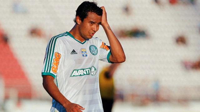 Em casa, Palmeiras perde para o América-MG