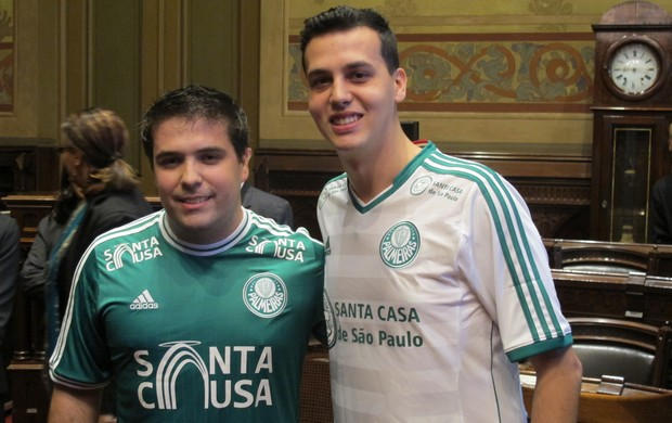 Sem patrocinador master, Palmeiras vai estampar a Santa Casa em dois jogos