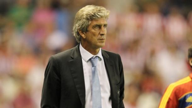 """Pellegrini: """"El empate hubiera sido lo más justo"""""""