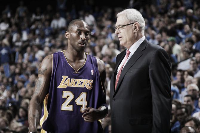 Phil Jackson considera que Michael Jordan es mejor que Kobe Bryant
