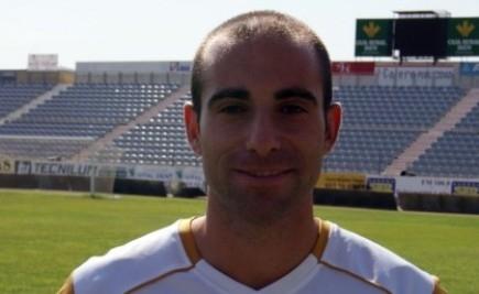 Antonio Segura refuerza la delantera del Fútbol Club Cartagena