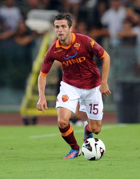 Pjanić será capitán de la Roma contra el Cagliari