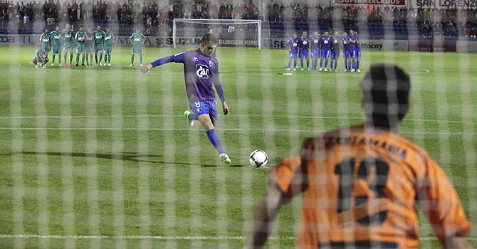 La Deportiva se enfrentará al Getafe en los dieciseisavos de final de la Copa del Rey