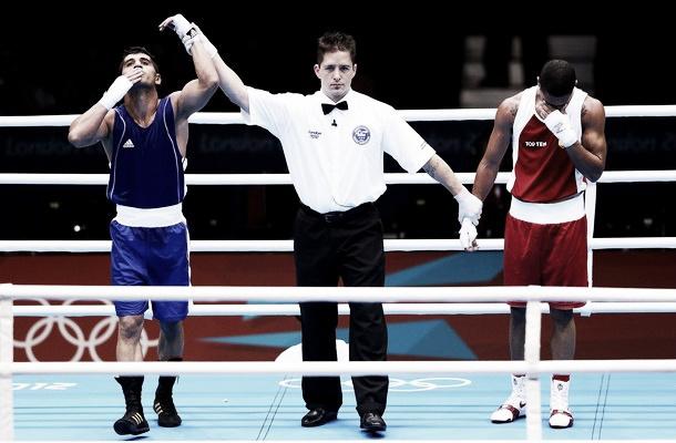 La eterna derrota del boxeo español