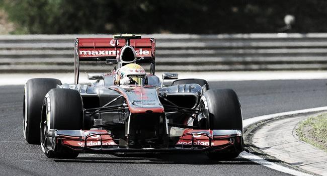 """Lewis Hamilton: """"Hemos llegado donde antes no eramos capaces de llegar"""""""