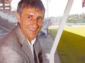Quique Setién comenzará su cuarta temporada en el CD Lugo