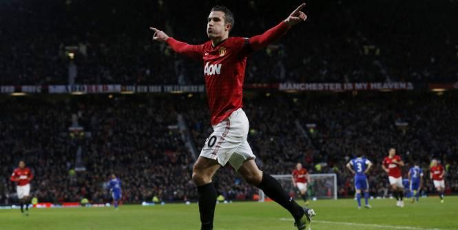 Manchester United en profite