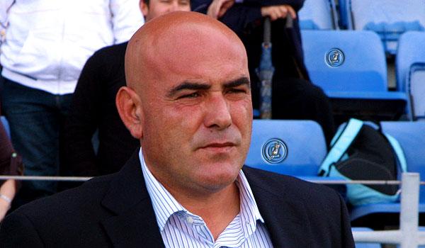 Carlos Ríos se encargará de entrenar al Cartagena a partir del lunes 26.