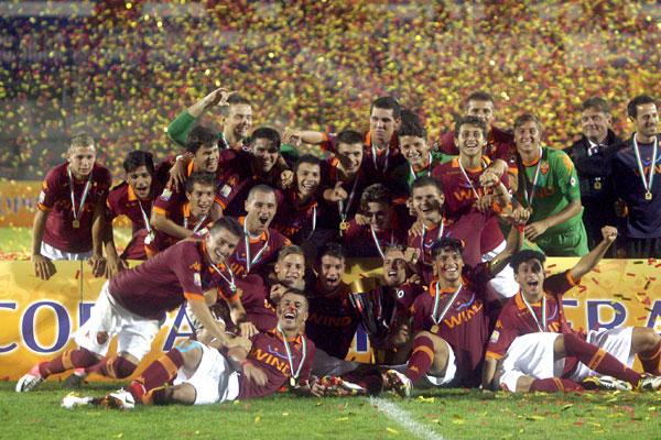 La Roma gana la Supercoppa Primavera