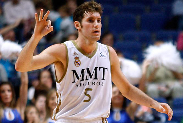 Rudy Fernández regresa al Real Madrid por tres temporadas
