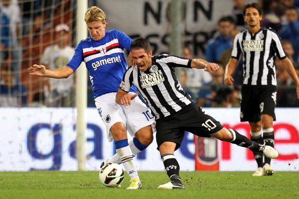 La Sampdoria confirma su arranque triunfal