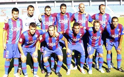 El Huesca dio la cara ante Osasuna
