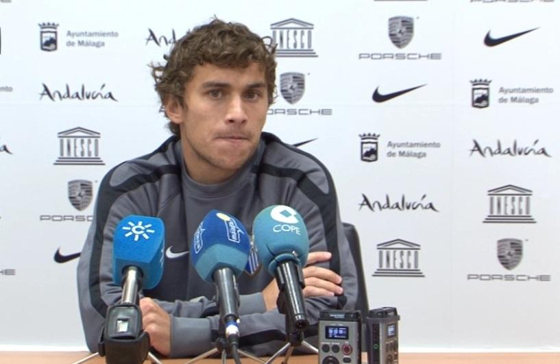 """Seba Fernández: """"En Copa intentaremos llegar lejos, aunque tenemos un filtro difícil"""""""