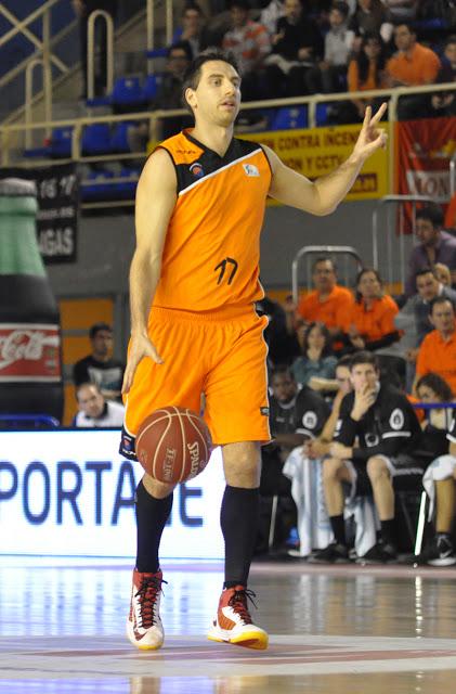 Sergio Sánchez solo ha jugado 25 minutos en tres partidos con Trifón Poch