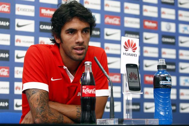 """Silvio: """"Yo juego donde Simeone quiera que juegue"""""""