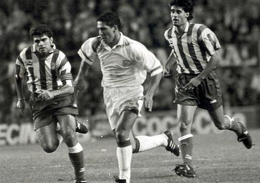 Simeone: del Pizjuán al Calderón