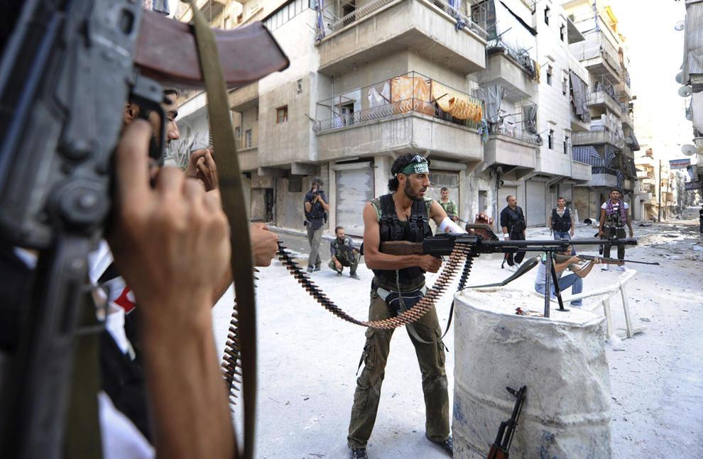 El alto el fuego fracasa en Siria