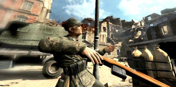 Sniper Elite V2: Game of the Year en las listas de una conocida tienda