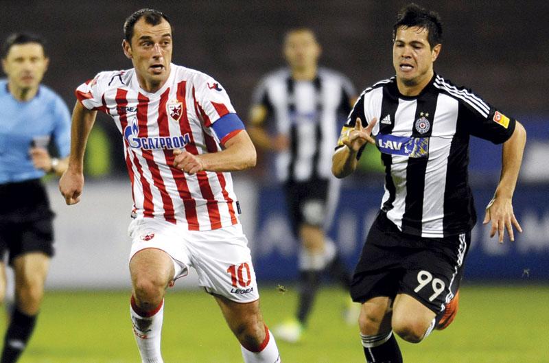Le Partizan vainqueur de l'Éternel Derby de Belgrade