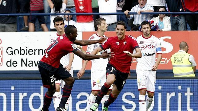 Sporting - Osasuna: los rojillos tratarán de despegar en El Molinón