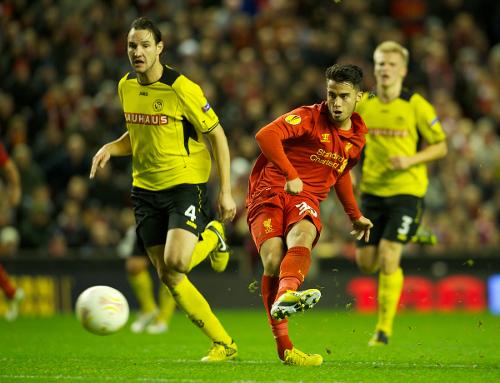 El Young Boys empate en Anfield y deja abierta la clasificación