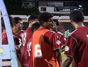 Azarão da Copa das Confederações, Taiti leva de sete do Chile sub-20