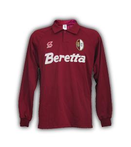 La Maglia del Torino stagione 1991/92