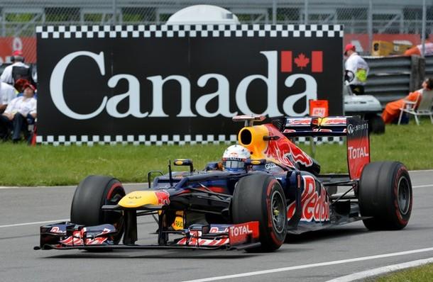 Vettel, el piloto más rápido de la última sesión de libres