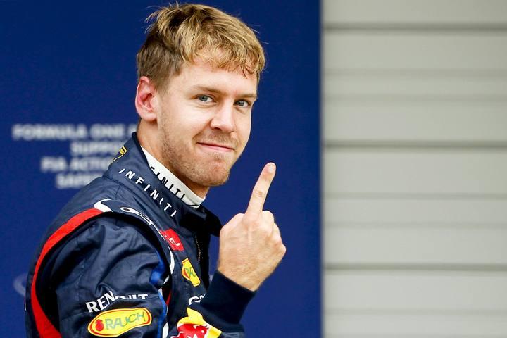 """Vettel, perdonado por segunda vez: """"Tuvimos un equilibrio fenomenal en el coche"""""""