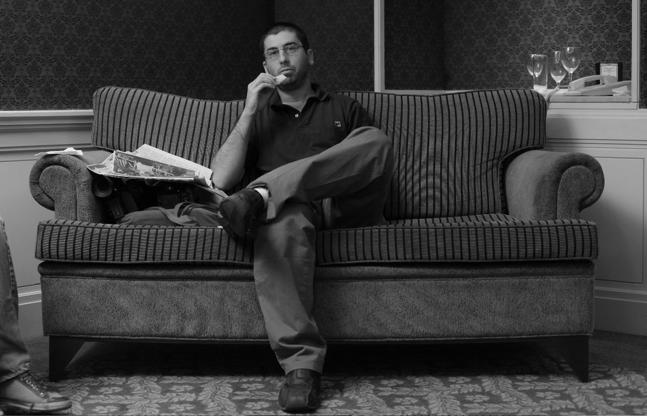 """Jorge Viale: """"Hay que saber qué contar y cómo hacerlo"""""""
